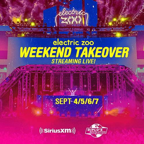 Gryffin @ Electric Zoo Weekend Takeover 2020