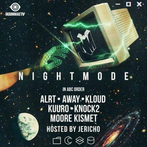 ALRT @ Insomniac presents NIGHTMODE