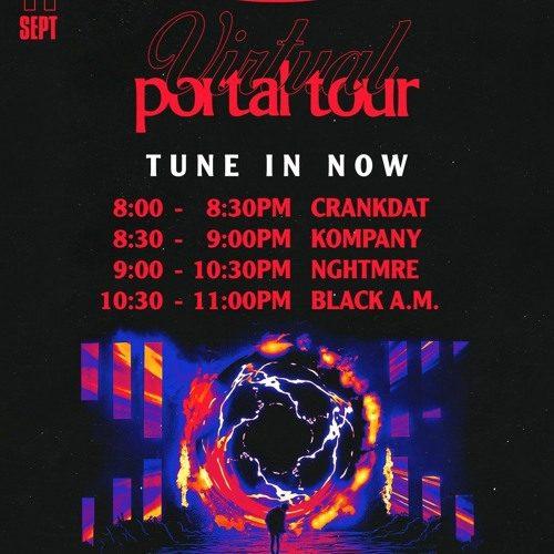 Kompany @ NGHTMRE – Virtual Portal Tour 2020