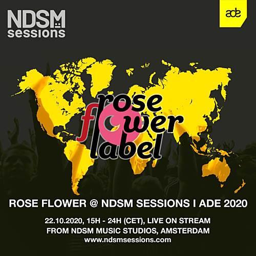 C-los – Rose Flower x NDSM Music – ADE 2020