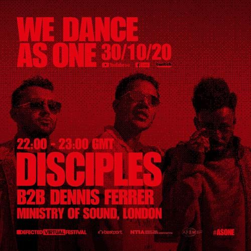 Disciples – We Dance As One (30-10-2020)