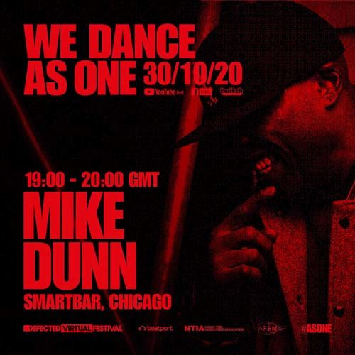 Mike Dunn – We Dance As One (30-10-2020)