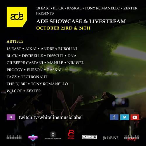 Nik Wel – White Line Music Livestream – ADE 2020