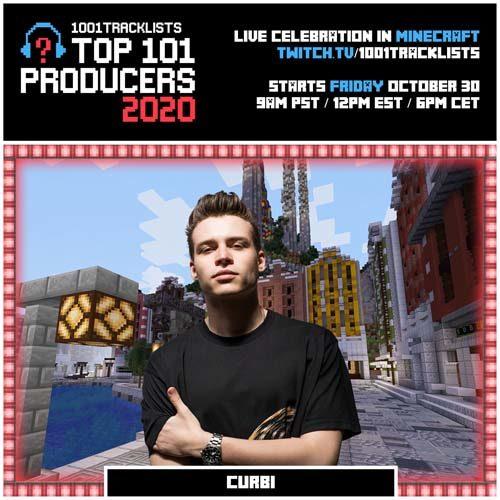Curbi – Top 101 Producers 2020 Mix