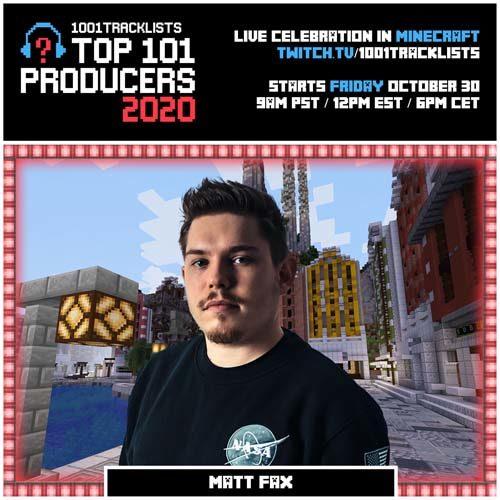 Matt Fax – Top 101 Producers 2020 Mix