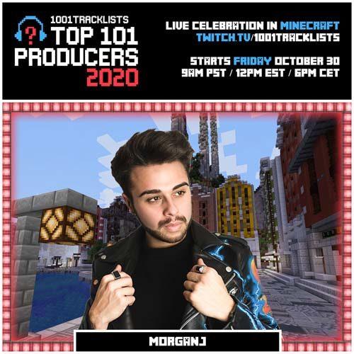 MorganJ – Top 101 Producers 2020 Mix