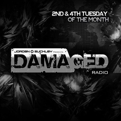 Jordan Suckley – Damaged Radio 118 (Yearmix 2020)