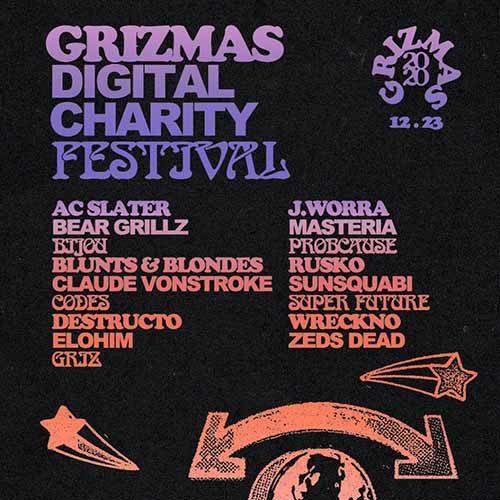 Masteria – Grizmas Digital Charity Festival