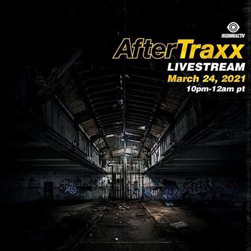 D. Zeledon – Aftertraxx Livestream (March 24, 2021)