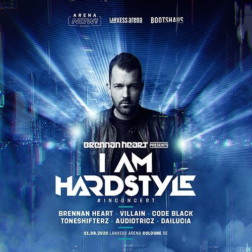 B-Front – I AM HARDSTYLE In Concert 2020