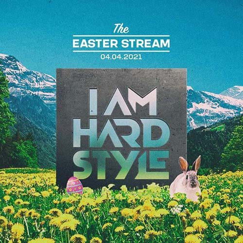 Brennan Heart – I AM HARDSTYLE – The Easter Stream