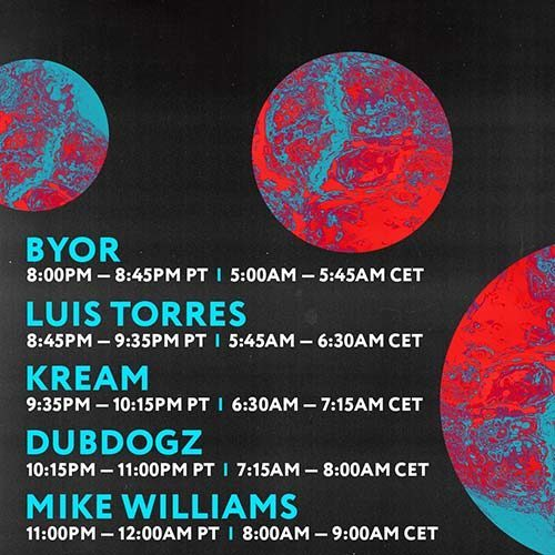 Mike Williams – Musical Freedom Livestream (April 9, 2021)