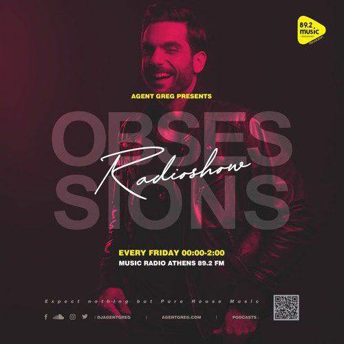 Obsessions Radioshow 168 | Agent Greg