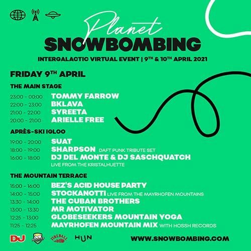 Shadow Child – Live at Planet Snowbombing