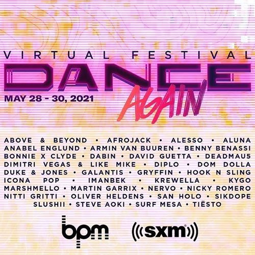 Kygo – SiriusXM Dance Again Virtual Festival 2021-05-28