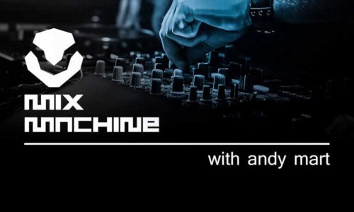 Andy Mart - Mix Machine 363 With Vanity Crime