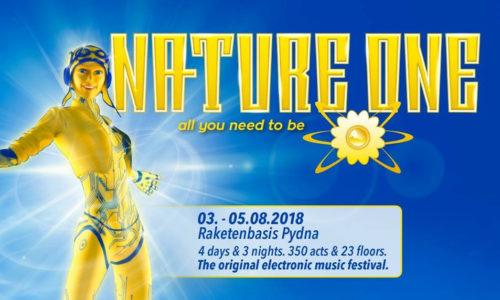 Tube & Berger @ Nature One 2018 (Kastellaun, Germany)