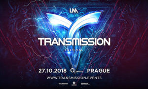 Thomas Coastline – Transmission Prague 2018