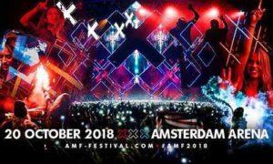 W&W – Amsterdam Music Festival (ADE 2018)