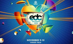Alesso – live @ EDC Orlando 2018 (USA)