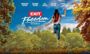 David Guetta – Exit Festival (Novi Sad, Serbia) – 15-JUL-2018