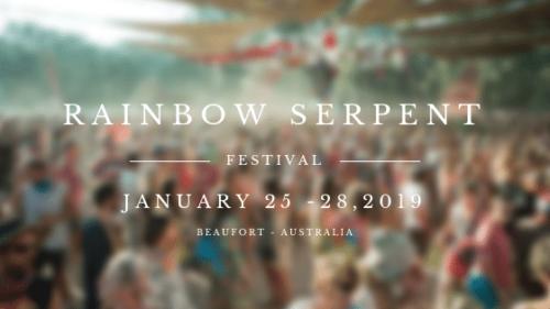 Patrice Baumel @ Rainbow Serpent Festival (Australia) – 28-JAN-2019